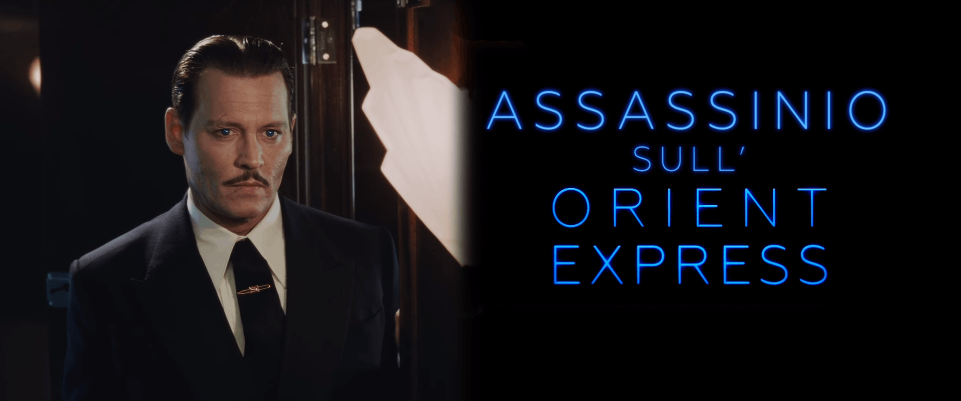 assassinio sull 39 orient express il primo trailer italiano