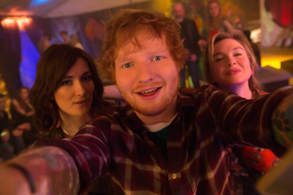 Ed Sheeran in Bridjet Jones' Baby