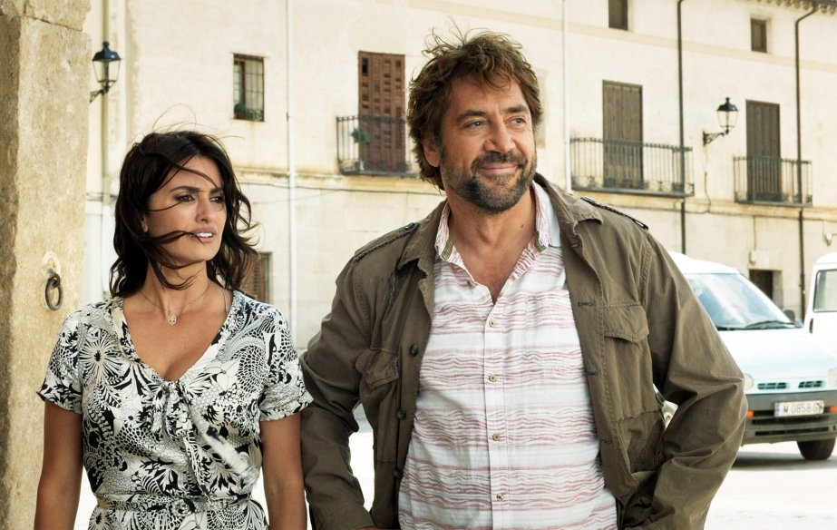 Penelope Cruz e Javier Bardem in Everybody Knows